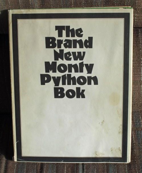 The Monty Python Bok